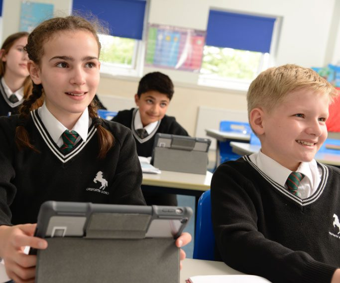 Horsforth School Student Tablets